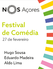 Comprar Bilhetes Online para NOS Festival de Comédia
