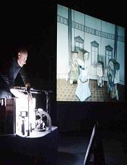 Peregrinação:Espetáculo de Marionetas