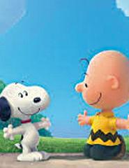 Snoopy e Charlie Brown - Peanuts - O Filme