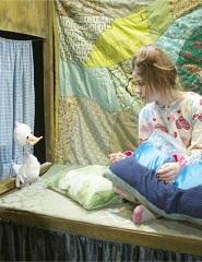 The Duckling:Espetáculo de Marionetas