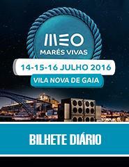 MEO Marés Vivas 2016 - Bilhete Diário