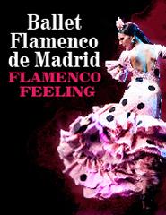 "BALLET FLAMENCO DE MADRID ""Flamenco Feeling"""