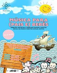 Música para (Pais e) Bebés