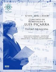 Concerto de Homenagem a Luís Piçarra