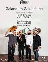 Galandum Galundaina - Concerto