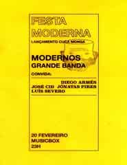 Festa Moderna: Modernos Big Band