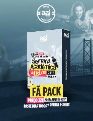 Fã Pack Semana Académica de Lisboa 2016 + Oferta T-Shirt