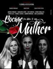 BOCAGE NOS LABIOS DE UMA MULHER