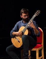 RECITAL DE GUITARRA - ENSEMBLE CONTEMPORANEUS