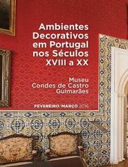 Ambientes Decorativos em Portugal nos Séculos XVIII a XX