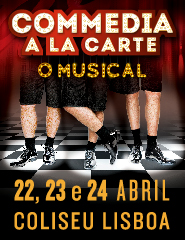 COMMEDIA A LA CARTE - O MUSICAL