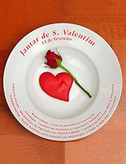 Jantar S. Valentim