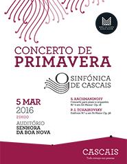 SINFÓNICA DE CASCAIS – Concerto de Primavera