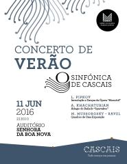 SINFÓNICA DE CASCAIS – Concerto de Verão