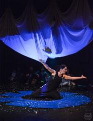 FUSCOLUSCO - onde nasce a cor   Teatro para bebés