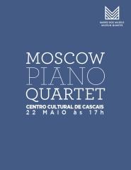 Quarteto com Piano de Moscovo - 22 de maio