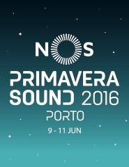 NOS Primavera Sound 2016 - Bilhete Diário