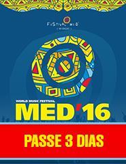 Festival MED - PASSE 3 DIAS