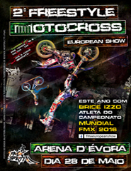 2º Freestyle Motocross Évora European Show
