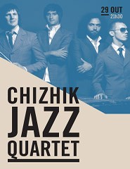 Festival Caldas Nice Jazz 16   Chizhik
