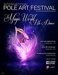 International Pole Art Festival - Showcase & Competition