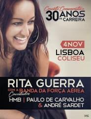 RITA GUERRA - 30 ANOS DE CARREIRA