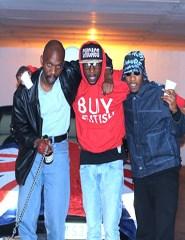 Babyfather + Svengalisghost (djset) + Caveira + Hipster Pimba