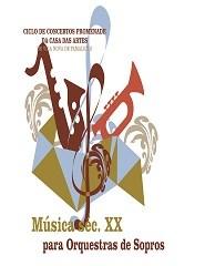 Música do Século XX para Orquestra de Sopros