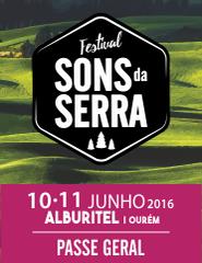 Festival Sons da Serra - Passe 2 Dias