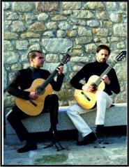 Música quinta à noite - Baltar Cassola Guitar Duo