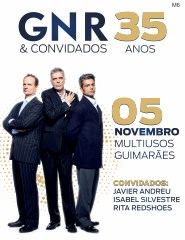 GNR & CONVIDADOS - 35 ANOS