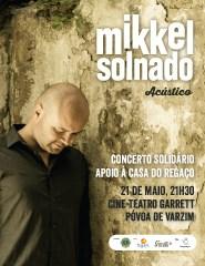 Mikkel Solnado - Concerto Solidário