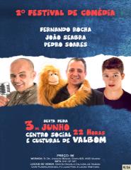 Fernando Rocha, João Seabra e Pedro Soares