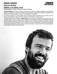 Conta-me Histórias - com Miguel Araújo