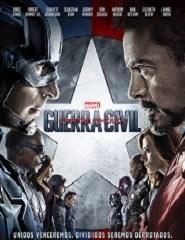 Capitão America : Guerra Civil