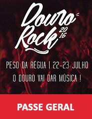 Douro Rock - Passe Geral