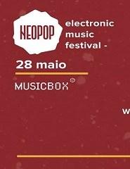 Neopop Launch Party feat. Jonas Kopp + Ruuar + Nelson Lobo (até às 2)