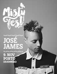 "Jose James ""Love In a Time of Madness"" - Misty Fest"