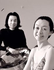 O SOM É CORPO E O CORPO É SOM! por Yoshio Machida e Maiko Date