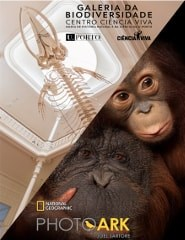 Galeria da Biodiversidade + Photo Ark