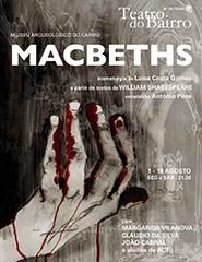 Macbeths (Nas Ruínas do Convento do Carmo)