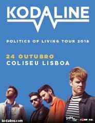 KODALINE | Politics of Living Tour 2018