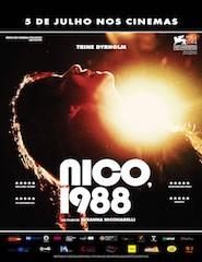 Cinema nas Ruínas - Nico, 1988