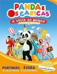 Panda e os Caricas - Musical
