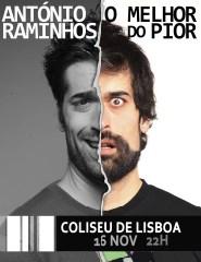 ANTÓNIO RAMINHOS - O MELHOR DO PIOR