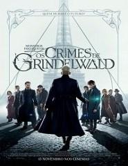 Monstros Fantásticos. Os Crimes de Grindelwald
