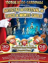 Victor Hugo Cardinali - Artistas do Festival de Circo de Monte-Carlo