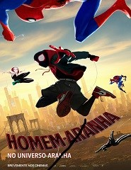 Homem Aranha: No Universo Aranha 2D VP