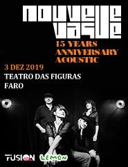 Nouvelle Vague | 15th Anniversary Acoustic