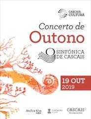 Sinfónica de Cascais - Concerto de Outono 2019